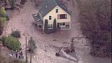 Broken beaver dam floods homes, road - (19/20)