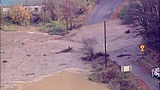 Broken beaver dam floods homes, road - (9/20)