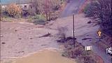 Broken beaver dam floods homes, road - (9/20)