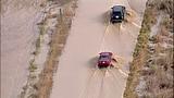 Broken beaver dam floods homes, road - (10/20)