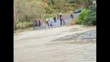 Broken beaver dam floods homes, road - (15/20)