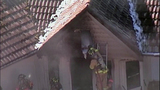 Crews work to douse U-Place fire - (5/10)