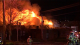 Flames swallow apartments, businesses - (14/20)