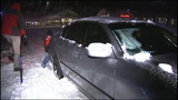 Pass snow causes challenges, mishaps for drivers - (11/12)