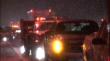 Pass snow causes challenges, mishaps for drivers - (8/12)