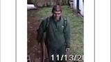 Surveillance images of 'longboarder' burglar - (3/12)