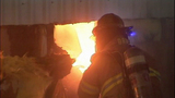 Fire turns storage units into red-hot metal - (16/19)