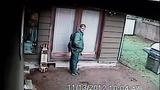 Surveillance images of 'longboarder' burglar - (7/12)
