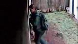 Surveillance images of 'longboarder' burglar - (11/12)
