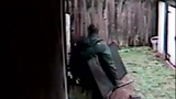 Surveillance images of 'longboarder' burglar - (12/12)