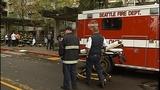 Hazmat team responds to residence hall at UW - (9/9)