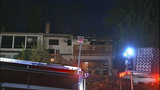 Firefighters douse blaze, find pot plants - (1/5)