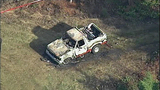 Body found in wreckage of burned car - (4/21)