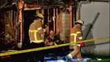 Teen hurt in fire that swallowed home - (3/14)