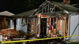 Teen hurt in fire that swallowed home - (9/14)