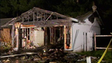 Teen hurt in fire that swallowed home - (8/14)