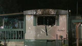 Auburn mobile home damaged by fire - (3/6)