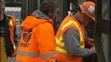 Crews inspect Snohomish River Bridge - (7/13)