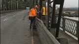 Crews inspect Snohomish River Bridge - (4/13)