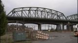 Crews inspect Snohomish River Bridge - (8/13)