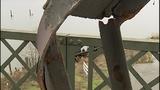 Crews inspect Snohomish River Bridge - (10/13)