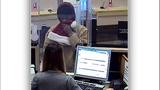 'Bad Santa' caught on surveillance cam - (3/4)