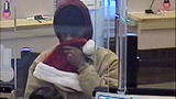 'Bad Santa' caught on surveillance cam - (1/4)