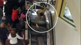 Escalator failure shocks holiday shoppers - (7/10)