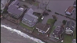 Town flooded on Camano Island - (5/10)