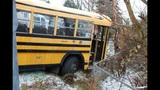 School bus crashes in Kent - (3/4)