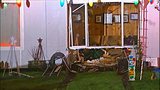 Man rams truck into ex-wife's home - (9/12)