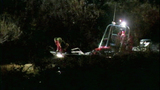 Car goes airborne into river in fatal crash - (4/8)