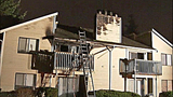 Apartments charred in overnight fire - (9/10)