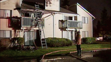 Apartments charred in overnight fire - (6/10)