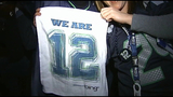Fans show their '12th Man' in Seattle, D.C. - (3/20)