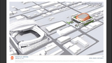 Drawings show possible arena designs - (5/25)