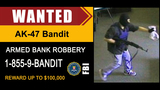 'AK-47 Bandit' caught on camera - (11/11)