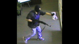 'AK-47 Bandit' caught on camera - (1/11)