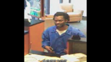 Surveillance photos of man who attempts to rob bank - (3/3)