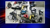 Stolen guns, other goods crammed in SUV - (11/13)