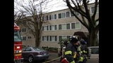 Crews respond to Capitol Hill apartment fire - (1/5)