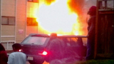 Fire destroys, chars Burien apartments - (6/8)