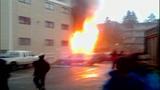 Fire destroys, chars Burien apartments - (7/8)
