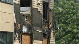 Fire destroys, chars Burien apartments - (4/8)