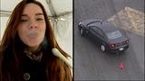 Addy Norton smokes marijuana before hitting the test course_3103931
