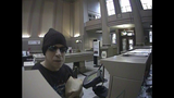 Man robs downtown bank - (1/3)