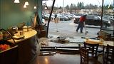 Young driver rams through yogurt shop - (4/13)