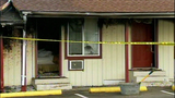 Search after motel fire reveals man's body - (9/12)