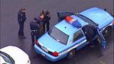 Scenes of police response, arrest - (2/7)