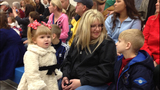 JBLM soldiers reunite with family - (1/4)